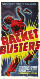Racket Busters - 11 x 17 Movie Poster - Style D