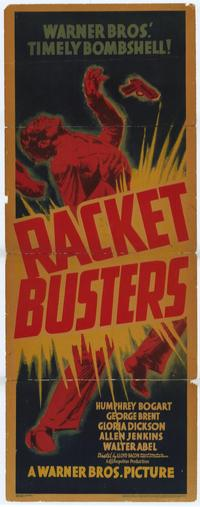 Racket Busters - 14 x 36 Movie Poster - Insert Style A