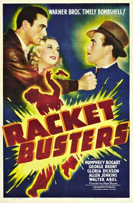 Racket Busters - 27 x 40 Movie Poster - Style A