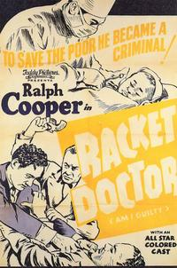 Racket Doctor - 11 x 17 Movie Poster - Style A