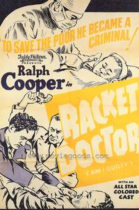 Racket Doctor - 27 x 40 Movie Poster - Style A
