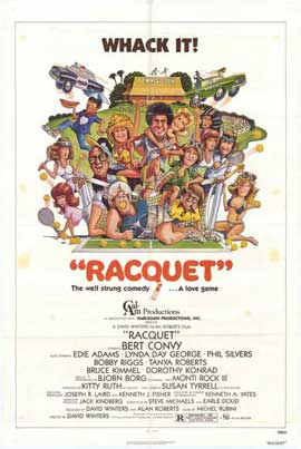Racquet - 11 x 17 Movie Poster - Style A
