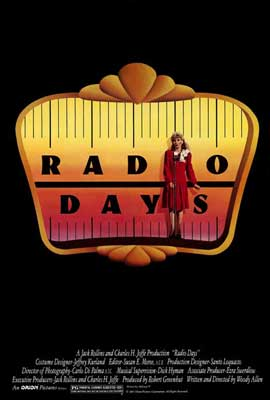 Radio Days - 27 x 40 Movie Poster - Style A