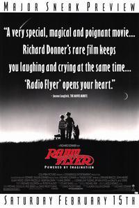 Radio Flyer - 11 x 17 Movie Poster - Style B