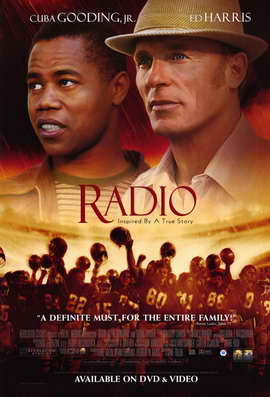 Radio - 11 x 17 Movie Poster - Style B