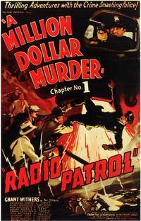 Radio Patrol - 11 x 17 Movie Poster - Style A