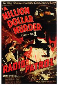 Radio Patrol - 27 x 40 Movie Poster - Style A