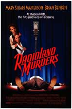 Radioland Murders - Movie Poster - Reproduction - 11 x 17 Style A