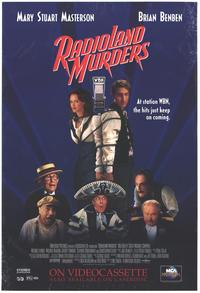 Radioland Murders - 11 x 17 Movie Poster - Style A
