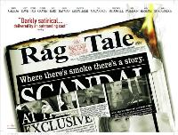 Rag Tale - 11 x 17 Movie Poster - UK Style A