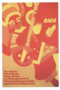 Raga - 11 x 17 Movie Poster - Style A