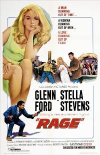 Rage - 27 x 40 Movie Poster - Style B
