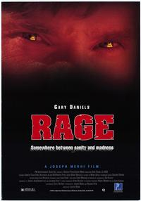 Rage - 27 x 40 Movie Poster - Style A