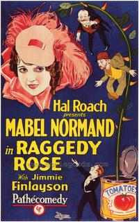 Raggedy Rose - 43 x 62 Movie Poster - Bus Shelter Style A