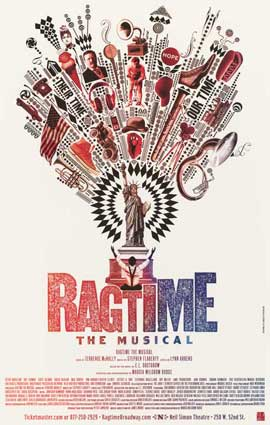 Ragtime - The Musical - 11 x 17 Poster - Style A