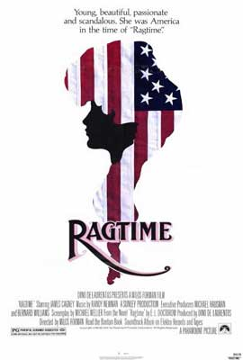 Ragtime - 27 x 40 Movie Poster - Style A
