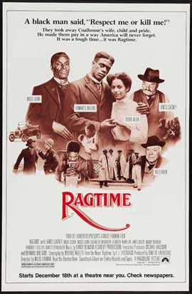 Ragtime - 27 x 40 Movie Poster - Style B