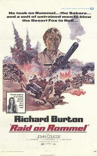 Raid on Rommel - 11 x 17 Movie Poster - Style A