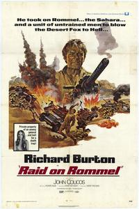 Raid on Rommel - 27 x 40 Movie Poster - Style A