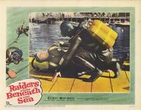 Raiders From Beneath the Sea - 11 x 14 Movie Poster - Style H