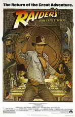 Raiders of the Lost Ark - 11 x 17 Movie Poster - Style C