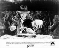 Raiders of the Lost Ark - 8 x 10 B&W Photo #1