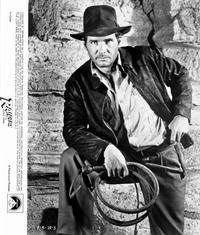 Raiders of the Lost Ark - 8 x 10 B&W Photo #12