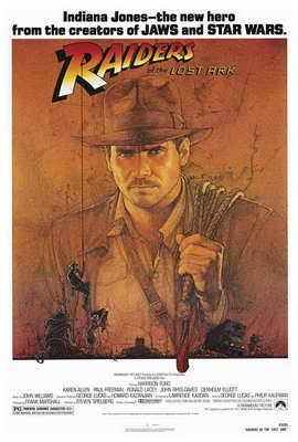 Raiders of the Lost Ark - 27 x 40 Movie Poster