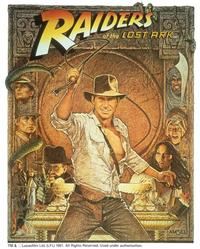 Raiders of the Lost Ark - 8 x 10 Color Photo #1