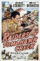 Raiders of Tomahawk Creek - 11 x 17 Movie Poster - Style A