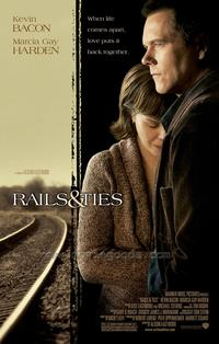 Rails & Ties - 11 x 17 Movie Poster - Style A