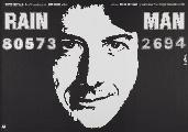 Rain Man - 11 x 17 Movie Poster - Polish Style A