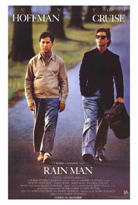 Rain Man - 27 x 40 Movie Poster - Style A