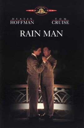 Rain Man - 27 x 40 Movie Poster - Style B