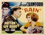 Rain - 11 x 14 Movie Poster - Style B