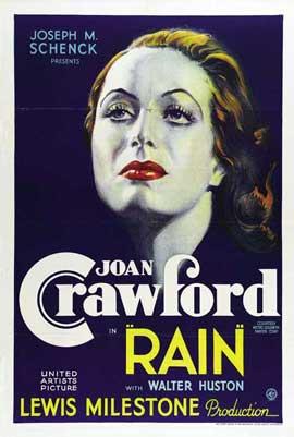Rain - 27 x 40 Movie Poster - Style B