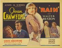 Rain - 30 x 40 Movie Poster - Style B