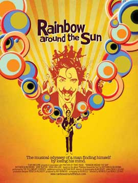 Rainbow Around the Sun - 11 x 17 Movie Poster - Style A