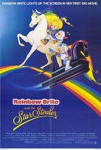 Rainbow Brite and the Star Stealer - 27 x 40 Movie Poster - Style A