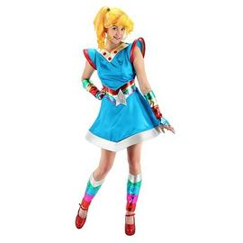 Rainbow Brite and the Star Stealer - Deluxe Adult Costume