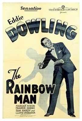 Rainbow Man - 11 x 17 Movie Poster - Style A