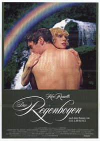 The Rainbow - 27 x 40 Movie Poster - German Style A