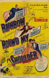 Rainbow 'Round My Shoulder - 11 x 17 Movie Poster - Style A