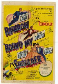 Rainbow 'Round My Shoulder - 27 x 40 Movie Poster - Style A