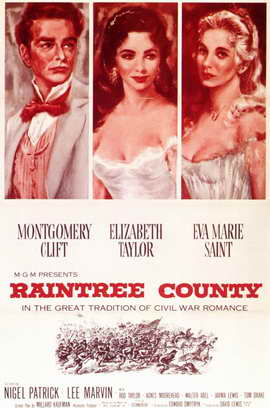 Raintree County - 11 x 17 Movie Poster - Style A