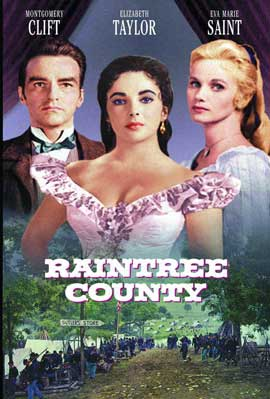 Raintree County - 11 x 17 Movie Poster - Style B