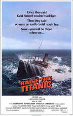 Raise the Titanic - 11 x 17 Movie Poster - Style A