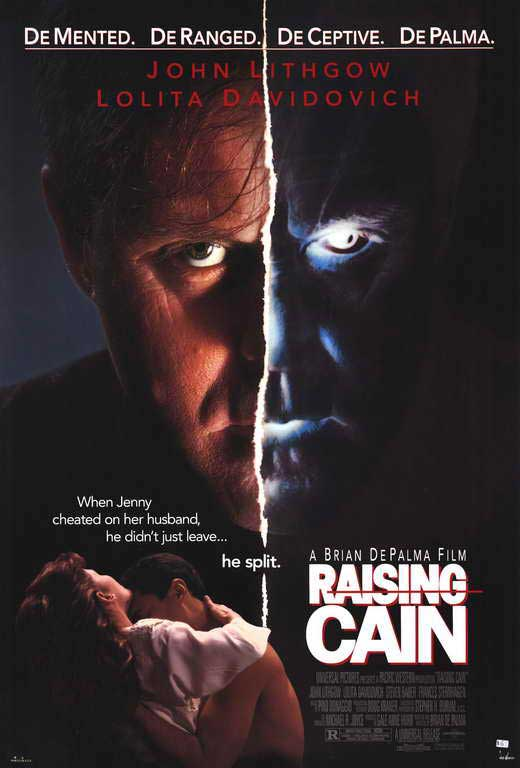 Raising Cain Movie Posters From Movie Poster Shop Raising Cain