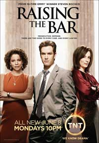 Raising the Bar (TV) - 11 x 17 TV Poster - Style C