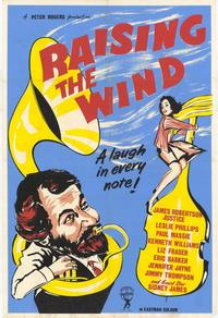Raising The Wind - 27 x 40 Movie Poster - Style A
